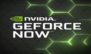 GeforcenowのURLのロゴ