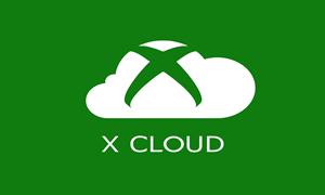 xcloudのロゴ