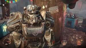 Fallout4のプレイ画面