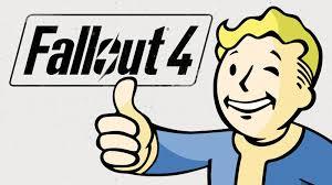 Fallout4のタイトル画面