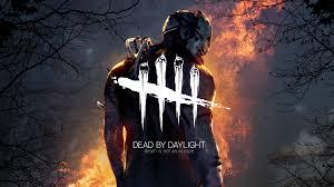 deadbydaylightのタイトル画面