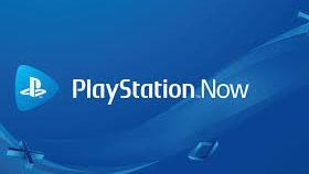 PlayStationNowのタイトルとロゴ
