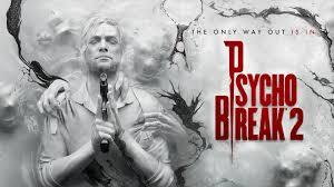 PsychoBreak2のパッケージ