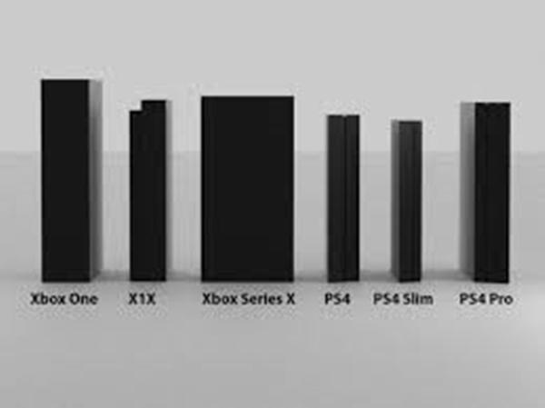 XSXの比較画像