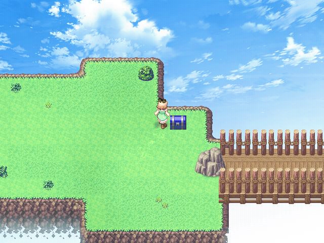 悠遠物語のゲーム画面